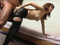 Delightful Teen Gets Cunt And Ass Stimulated In Class