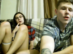 Amateur Jasmin Akrivy Fingering Herself On Live Webcam
