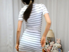 Sexy Horny Japanese Babe Cant Wait To Masturbate