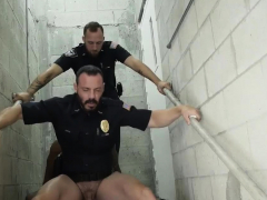 Small gay mobile sex video Fucking the white police with