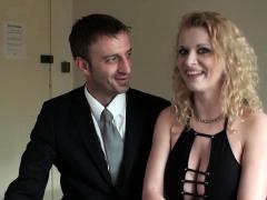 PASCALSSUBSLUTS - BDSM babe Anita Vixen eats cum after anal