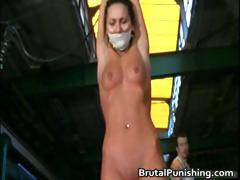 Hardcore Bdsm And Brutal Punishement Part3
