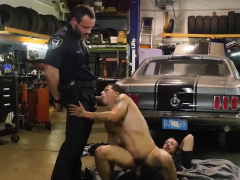 Gay cop fucks young boy hot Get poked by the police