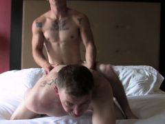 Horny Military Officers Jerk Off Side By Side