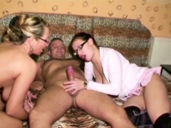 german-stepmom-teach-daughter-how-to-fuck-with-neigbour