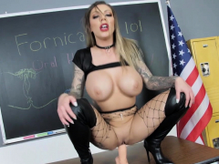 big-tits-karma-rx-plays-with-her-pussy-and-dildo-in-a-hot