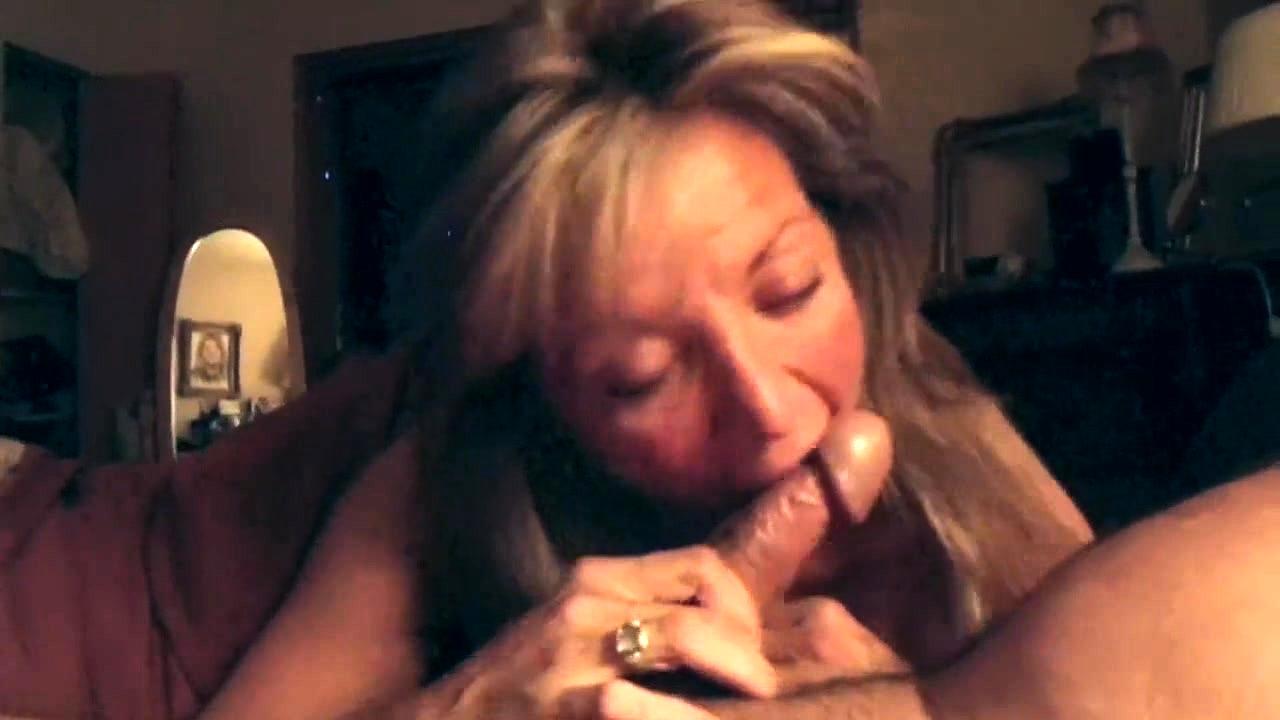 Mature Neighbor Wife Blowjob
