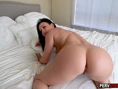 cougar-milf-stepmom-rides-his-big-dick-like-a-nympho
