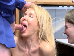 Police Mom And Brutal Gangbang Office Slut Suspects