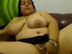 colombian bbw massive tits woman xv