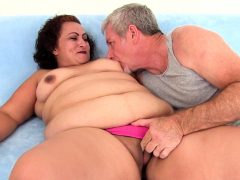 Mature Latina BBW Rosa Diez Gets Pounded