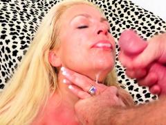 Mature Blonde Taylor Leigh Gets Pummeled