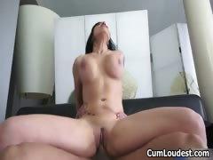 Big Tits Spanish Girl Loves Riding Part2