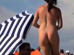 awesome nudist girl