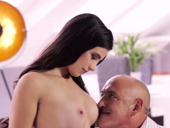 Vip4k. Hot Old And Young Fucking Scene Ends