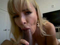 PervMom – Blonde Milf Step Mom And Son Have Hard Rough Sex