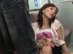enchanting-mature-woman-shiho-enjoys-undressing