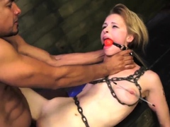 Nasty Rough Helpless Teen Lily Dixon Is Lost And Found A