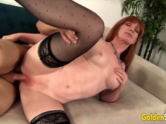 Golden Slut – GILF Freya Fantasia Comp 1