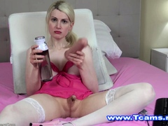 gorgeous-blonde-shemale-plays-her-tiny-dick