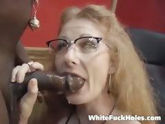 Secretary With Taste For Black Rods