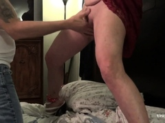 Submissive Cunt Dominated And Whipped