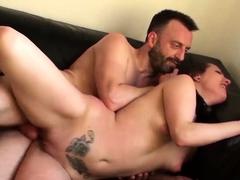 PASCALSSUBSLUTS – Facial After Rough Sex for Liz Rainbow