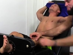 Man to military foot gay sex Jock Tommy Tickle d