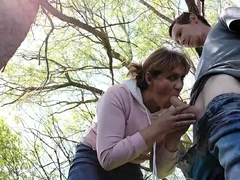 shagging-a-horny-milf-in-the-woods