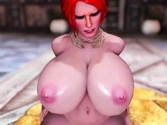 Best cartoon porn collection girls BJ