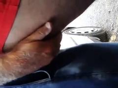 maduro me folla en aparcamiento