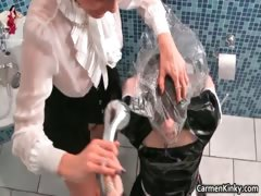 Nasty Dude Gets Pissed On Ad Anal Fucked Part6