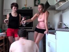 slave-joschi-get-extreme-feeding-humiliation