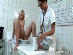 Nasty And Sexy Doctor Gets Her Cunt Part6