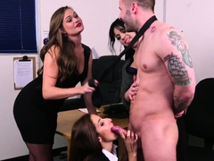 cfnm-eurobabe-sucking-off-sub-in-office