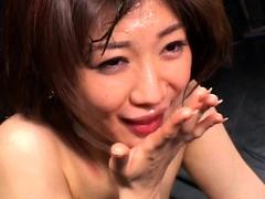 IPTD 509 Japanese Bukkake Gokkun Asian Cum Facials