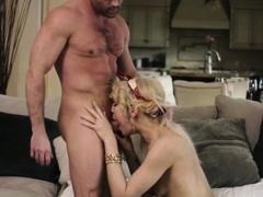 Big assed ts beauty Ryder Monroe hardcore anal sex