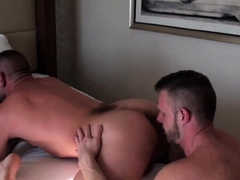 Barebackthathole Raw 3some With Brian Bonds And Clay Towers