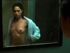 Rosa Salazar nice wet tits