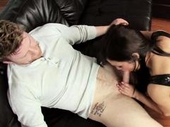 brunette british small tits milf fuck