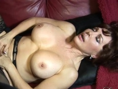 What's better than watching two outrageously horny mature